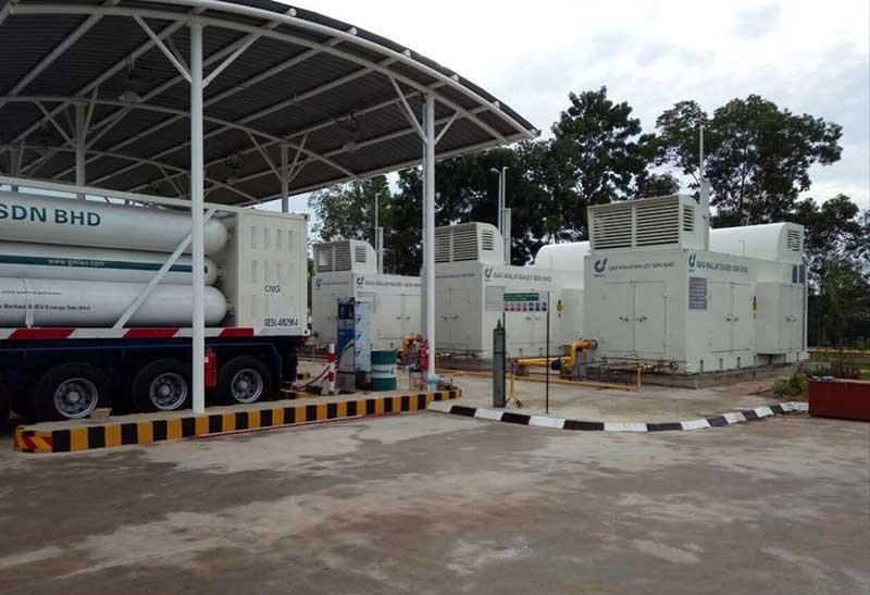 模块化CNG加气站