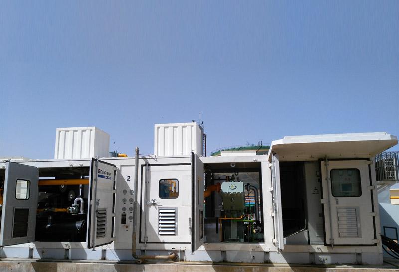 煤层气压缩机