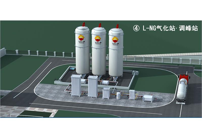 L-NG气化站