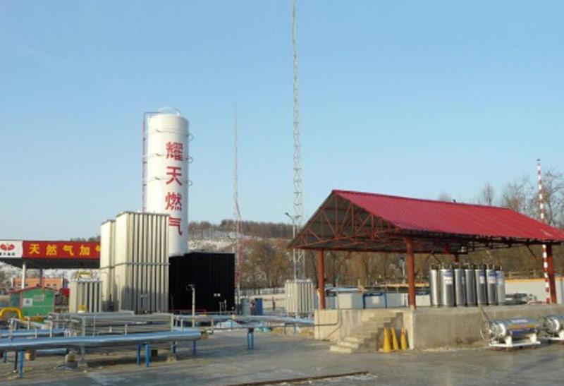 L-CNG 加气站