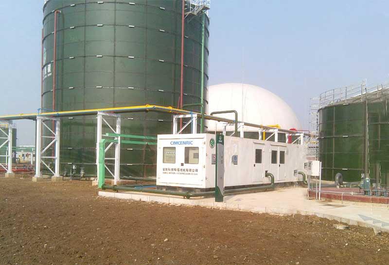 沼气系统解决方案
