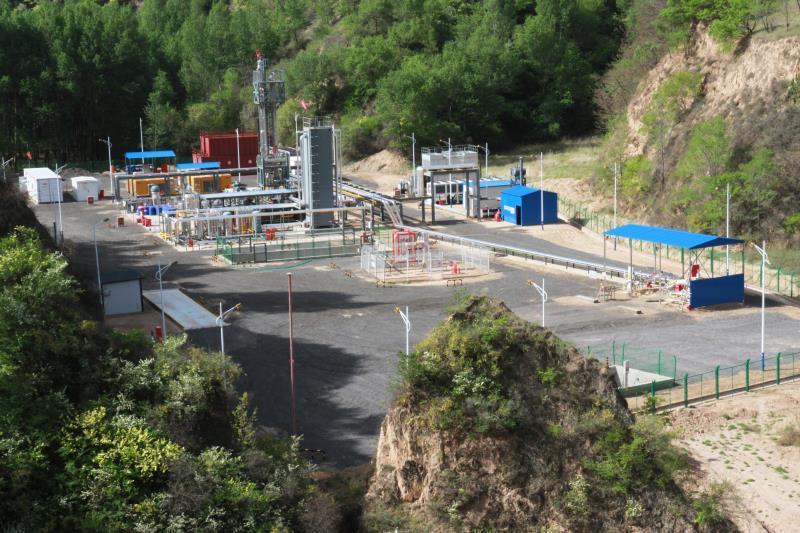 井口气液化项目